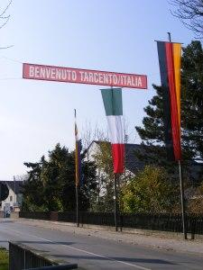 Benvenuto, Tarcento!